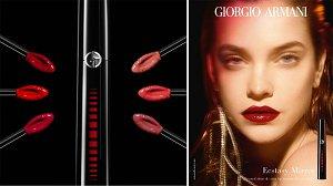 【2020新品】Giorgio Armani新推黑管镜面唇釉!高显色持久保湿!塑造无干纹玻璃唇妆!